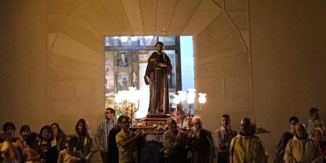 El Convento de Cocentaina celebró la fiesta de San Francisco