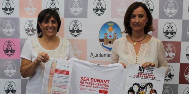 Alcoy acoge la XII maratón de donación de sangre