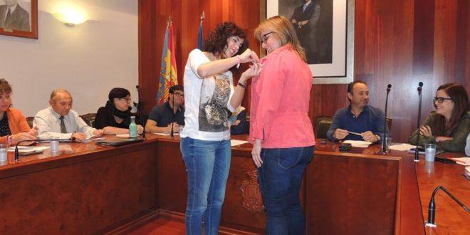 María José Martínez, nueva edil del Col·lectiu 03820- Compromís