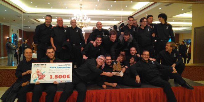 El Mal Passet gana el certamen 'Ciutat d'Ontinyent'