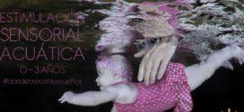 La Escoleta Infantil de Santa Ana introduce sesiones de estimulación sensorial acuática
