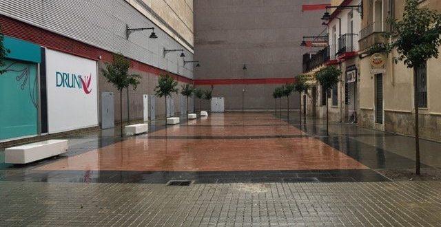 Concluyen las obras de la Calle Regimiento Vizcaya de Alcoy