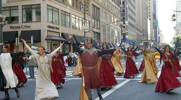 10 años desde que la Festa tomó las calles de Nueva York