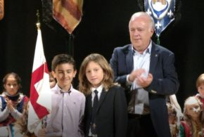 Sant Jordiet recoge el testigo