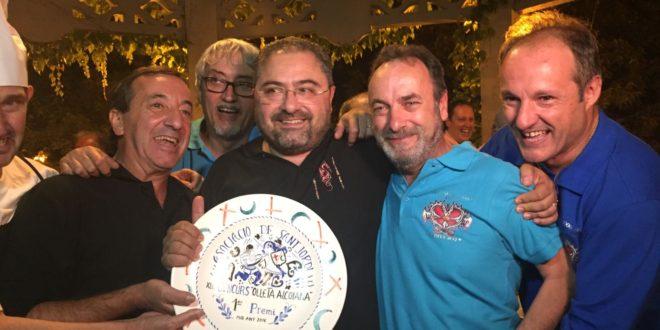 Los Almogávares grandes triunfadores en el Concurso de Olleta