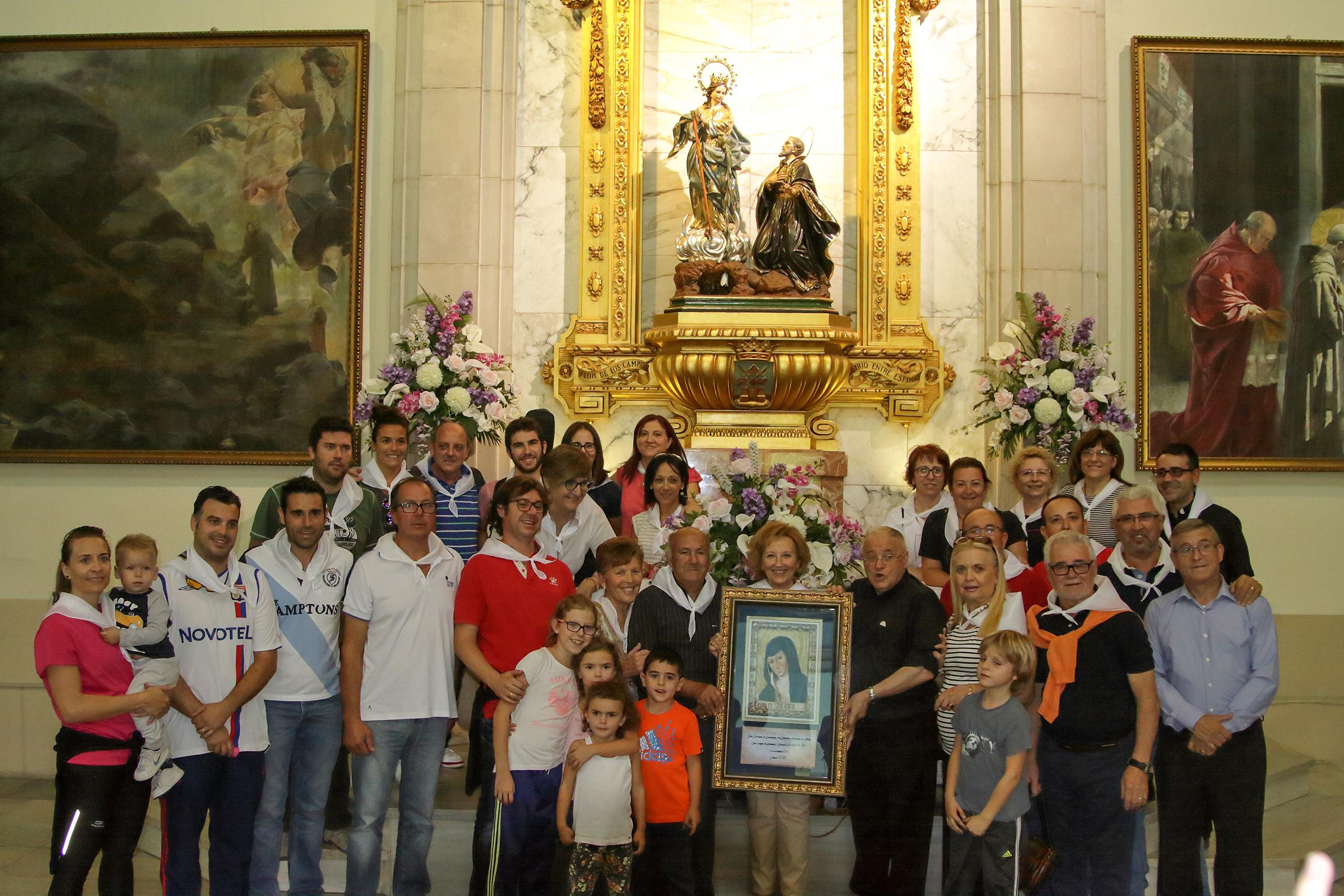 Peregrinación Mareta 3