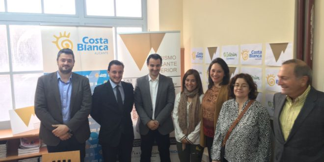 La Asociación Alicante Interior estrena nueva sede