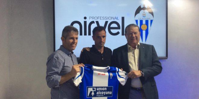López Silva se incorpora al Alcoyano