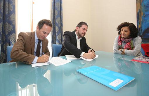 La Diputación y Jovempa impulsarán formación para emprendedores