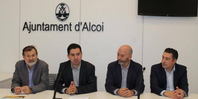 La Fundación Telefónica pone en marcha un Plan de Empleo para 25 jóvenes de Alcoy