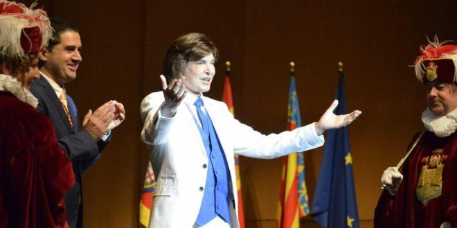 La Generalitat nombra a Camilo Sesto Embajador de la Comunidad Valenciana