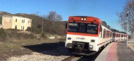 Renfe reduce en 8 minutos el trayecto del tren entre Xàtiva y Alcoy