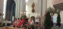 Alcoy celebra la fiesta del patrón San Mauro