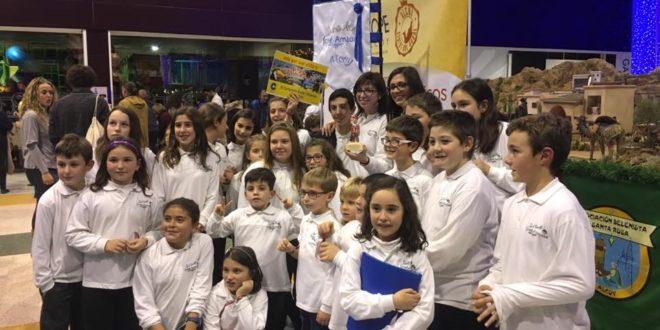 El Colegio Arnauda gana el Certamen Escolar de Villancicos de Cope Alcoy