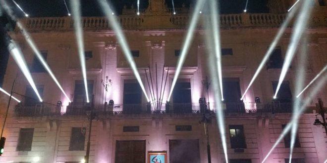 Visita de l´Home de les Orelles a Cocentaina, Pastoretes y Fiesta de Fin de Año