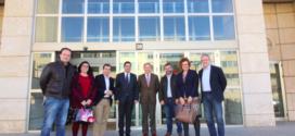 El PP avala la gestión de Fomento para la reparación del Puente Fernando Reig