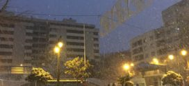 La Nieve llega a Alcoy