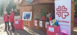 Cáritas Alcoi entrega 500 bombonas de butano a familias sin recursos