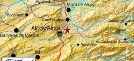 Alcoy registra un terremoto de 2´2 de intensidad