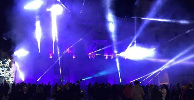 Una gran fiesta dará la bienvenida al año 2018 en Alcoy