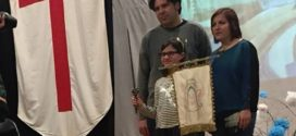 Ariadna Santonja Romero elegida Angelet de las Fiestas de Muro