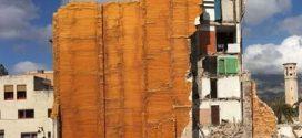El Ayuntamiento demolerá dos inmuebles en El Camí este fin de semana