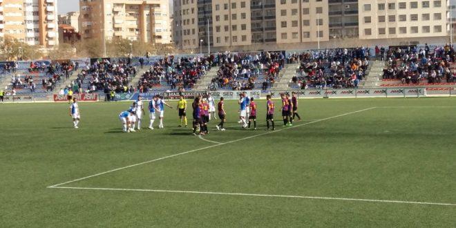 El Alcoyano se lleva los tres puntos tras vencer al Eldense