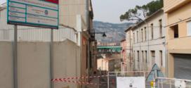 Alcoy pide a la Diputación que actúe en el alcantarillado de la calle Tossal