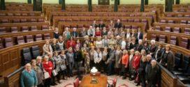 Las Amas de Casa de Alcoy visitan El Congreso de los Diputados