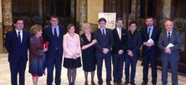 Isabel-Clara Simó recibe el Premi d'Honor de les Lletres Catalanes