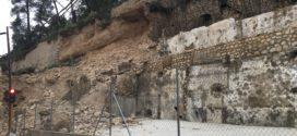 Alcoy ultima el proyecto para reparar la ladera de La Beniata