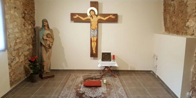 La iglesia de Santa María de Cocentaina reforma los locales parroquiales