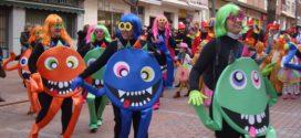 Desfile de Carnaval en Cocentaina