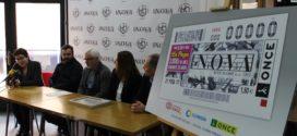 La ONCE dedica un cupón al 175 aniversario de La Nova