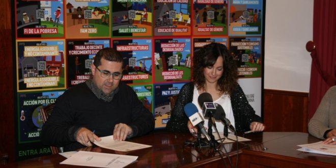 Cocentaina entra en la Alianza de Ciudades para el Desarrollo Sostenible