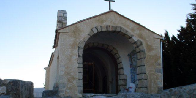 Concluye la restauración de la Ermita de Sant Cristòfol