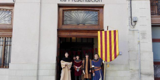 El Colegio Carmelitas recuerda la fundación de Alcoy