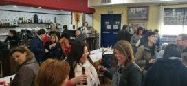 Alta participación en el arranque del Concurso de Tapas de la Asociación Samarita