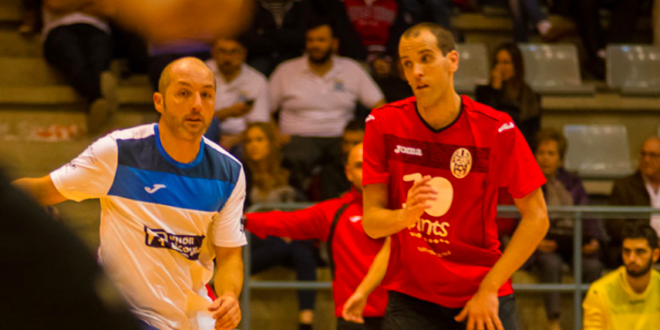 Derbi comarcal con empate entre Unión Alcoyana FS y Ye Faky