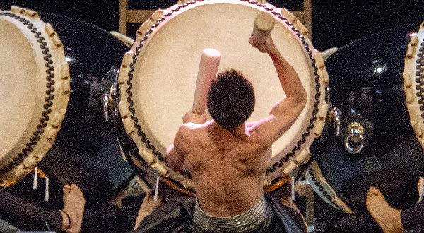 Drum Thao en el Teatro Calderón de Alcoy