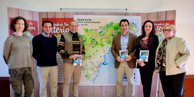 Una ruta de 435 kilómetros une a todas las comarcas de la provincia de Alicante