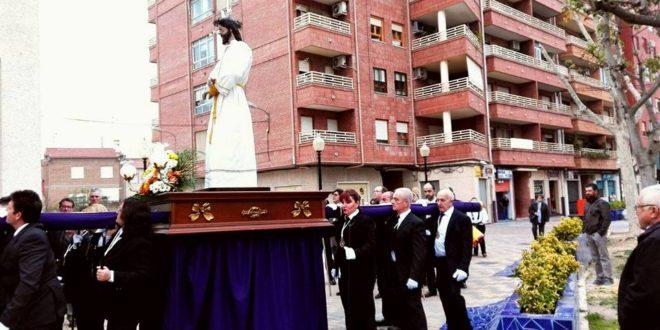 Procesión de Jesús Cautivo en Ibi