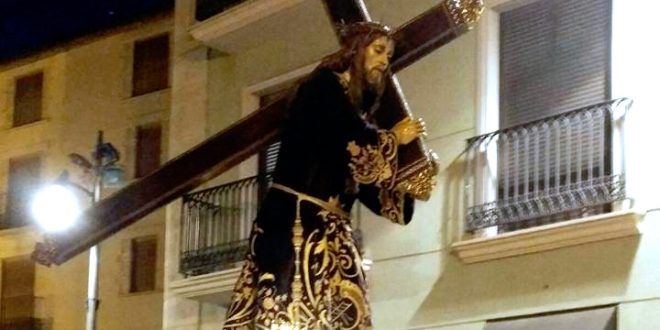 La Semana Santa se vive con fervor en la comarca