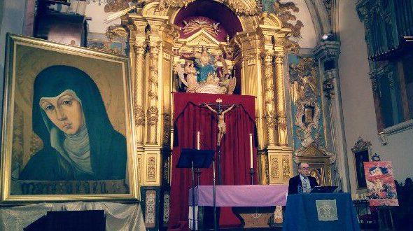 Cocentaina pregona las fiestas de la Mare de Déu del Miracle