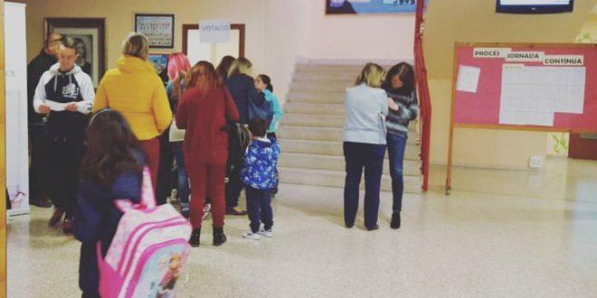 Cinco colegios de Alcoy respaldan la Jornada Única