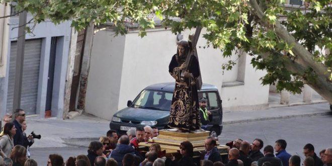 El Vía Crucis abre el Viernes Santo en Cocentaina