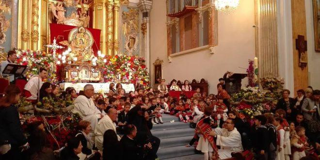 Cocentaina pone punto y final a las fiestas de la Mare de Déu