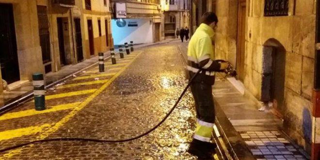El PP pide más rapidez en la limpieza de Alcoy tras las fiestas