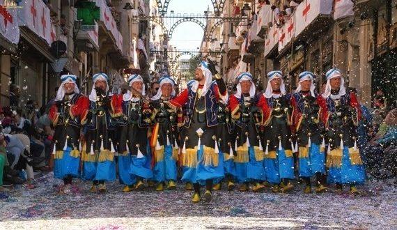 La Diputación producirá un documental sobre las Fiestas de Alcoy