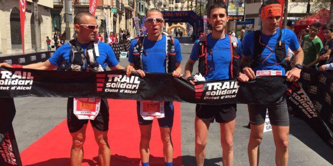 Solidaridad y deporte se unen en el Trail Solidari